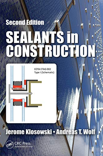 (Sealants in Construction (Civil and Environmental Engineering))