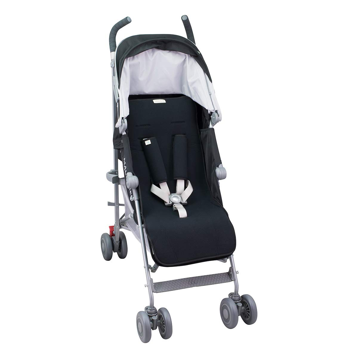 JANABEBE Colchoneta Para Easy Walker - Baby Home (Black ...