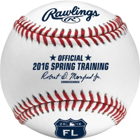 (Rawlings ROMLBSTFL16 2016 Spring Training Florida Baseball Official MLB ROMLB)