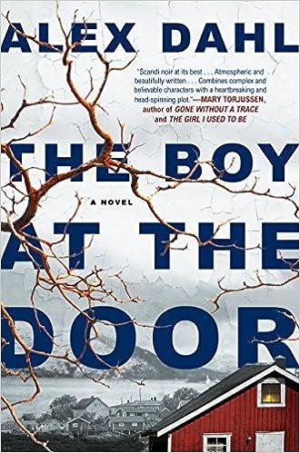 The Boy At The Door Amazon De Alex Dahl Fremdsprachige Bucher