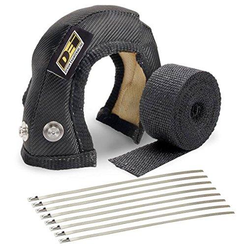 Design Engineering 010180 Turbo Shield Kit (T3 Onyx), 1 Pack