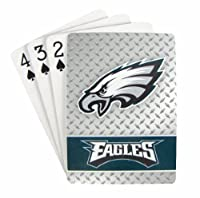 Philadelphia Eagles Diamond Plate Playing Cards