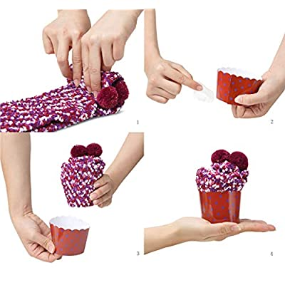 2 DIY Gift Boxes Valentine's Day Christmas Socks Cozy Super Soft Warm Fuzzy Plush Crew Socks Women's (2Black) at Women's Clothing store