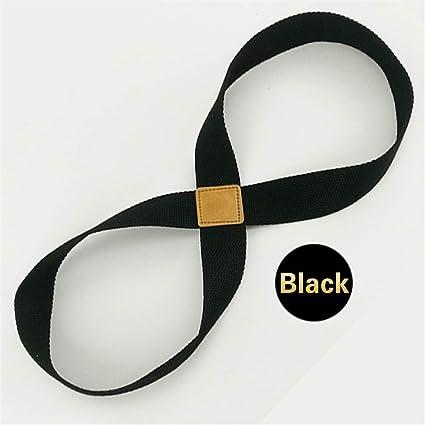 Amazon.com: Kefjx - Cinturón elástico para mujer, para yoga ...