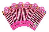 Barbie pencil set 6 pkt Combo-288