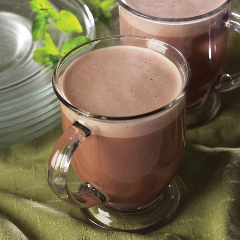 Mint Hot Chocolate Protein Packets – 7/Box