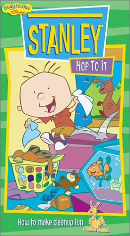 DVD : Stanley - Hop to It [VHS]