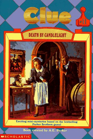 Death by Candlelight (Clue, Book 11)