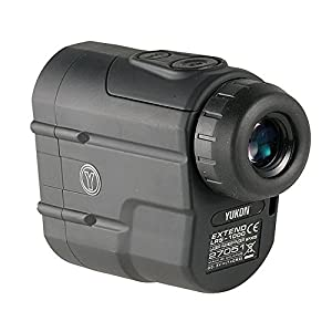 Yukon Advanced Optics Extend LRS-1000 X Hunting Golf Laser Rangefinder by by Yukon
