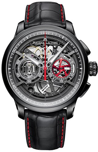 Mens-Maurice-Lacroix-Masterpiece-Black-PVD-Skeleton-Chronograph-MP6028-PVB01-001