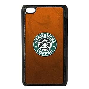 Starbucks 4 iPod Touch 4 Case Black SH6163149