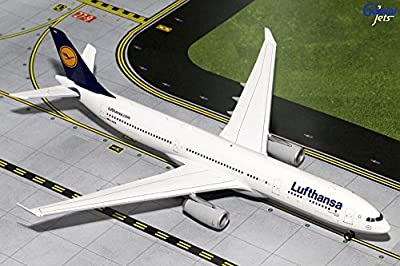 Gemini200 Lufthansa A330-300 Airplane Model (1:200 Scale)