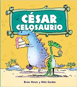 Resultado de imagen de César Celosaurio. Brian Moses.