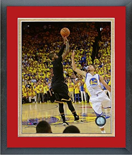 Kyrie Irving Cleveland Cavaliers 2016 NBAファイナルゲーム7写真サイズ: 18
