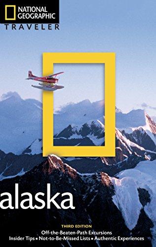 National Geographic Traveler: Alaska, 3rd Edition ()