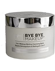 IT Cosmetics Bye Bye Makeup 3-in-1 Makeup Melting Cleansing...