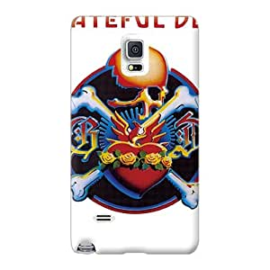 Sumsang Galaxy Note 4 KwQ1307ZaPE Allow Personal Design Attractive Grateful Dead Pictures Shock Absorbent Hard Cell-phone Case -top10cases