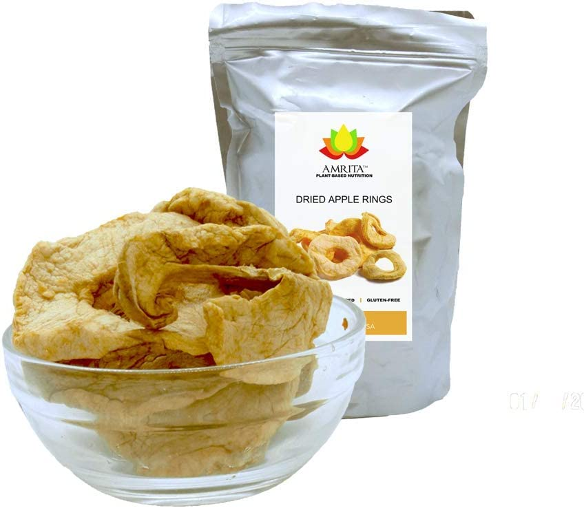 Amrita Health Foods Frutas Snack Pack, 1 libra bolsa Fresas secas ...