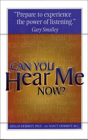 Read Online Can You Hear Me Now? pdf epub
