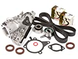 Evergreen TBK179WPT2 94-05 Mazda Miata MX-3 Protege Kia Sephia 1.6 1.8 DOHC 16V B6 BP Timing Belt Water Pump Kit