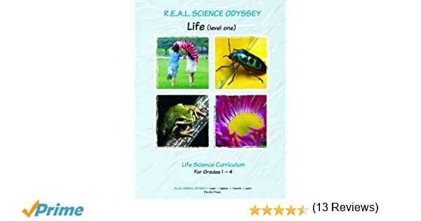 R.E.A.L. Science Odyssey- Life (level one) (R.E.A.L. Science -Read ...