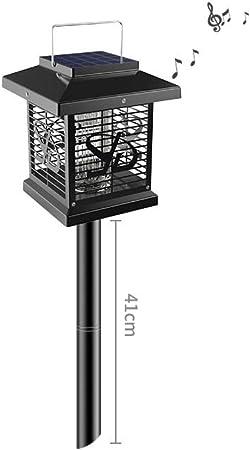 WSWJJXB Luz Solar del Mosquito Hogar Exterior Jardín Impermeable Luz del Mosquito Repelente De Mosquitos Al Aire Libre Lámpara Repelente De Mosquitos (Size : Bluetooth Mosquito Killer Plug): Amazon.es: Hogar