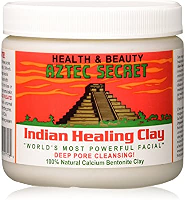 Amazon.com : Aztec Secret Indian Healing Clay 1 Pound (Pack of 2) : Facial  Masks : Beauty