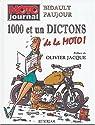 1000 et un dictons de la moto ! par Faujour