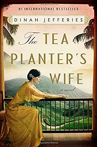 book cover of   The Tea Planter's Wife