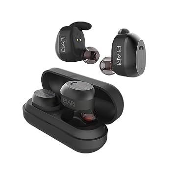 Elari NanoPods - Auriculares Wireless, Color Negro: Amazon.es: Electrónica