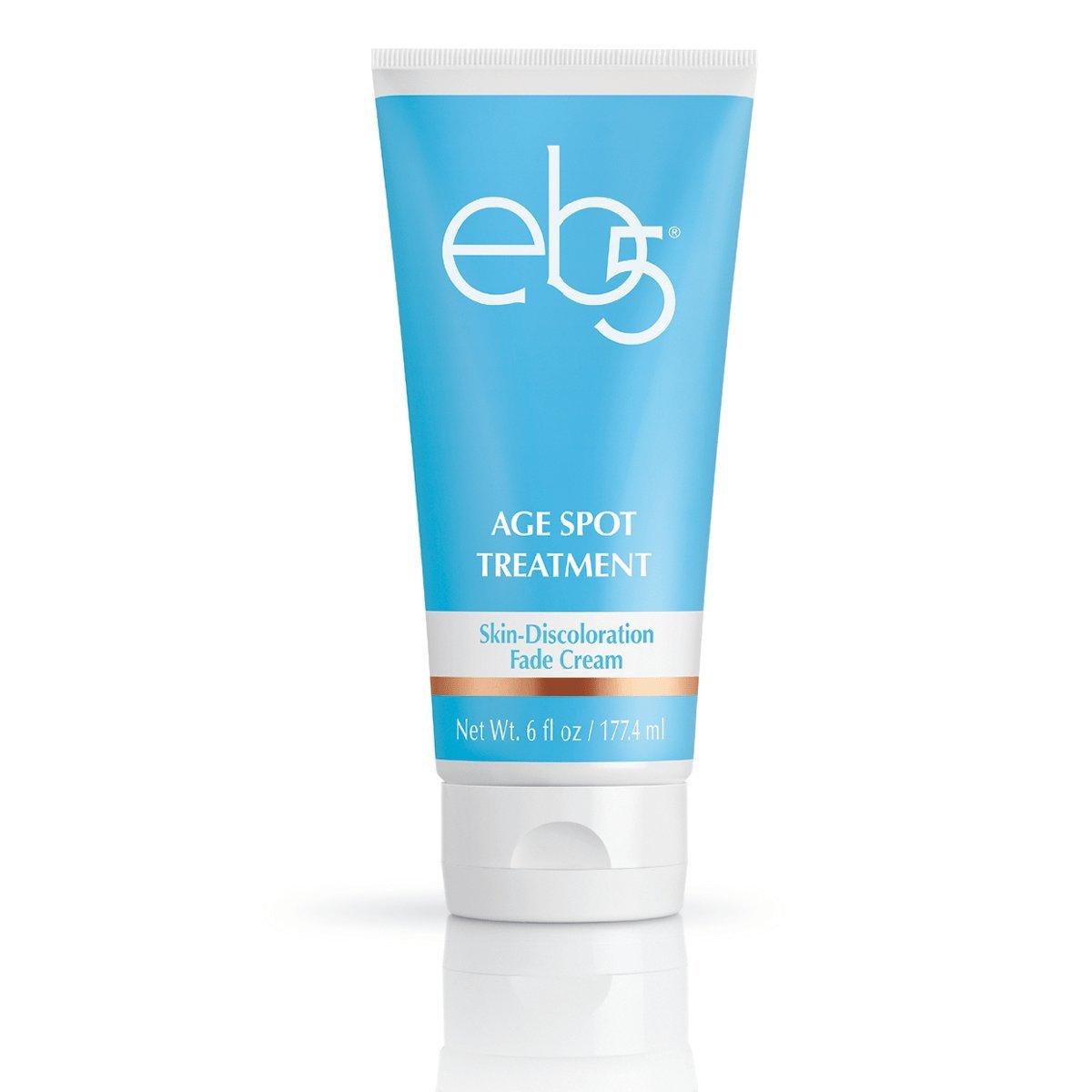 eb5 2% Hydroquinone Age and Dark Spot Treatment | Anti-Aging Skincare Complex for Dark Spots and Acne Scars | 6 oz