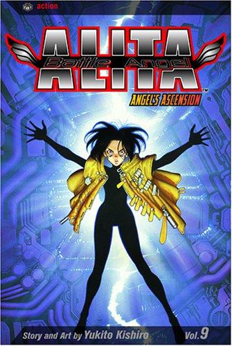 Battle Angel Alita, Vol. 9: Angel's Ascension pdf