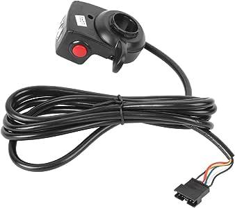 Amazon.com : MAGT Electric Bike Throttle Grip, 24V Durable