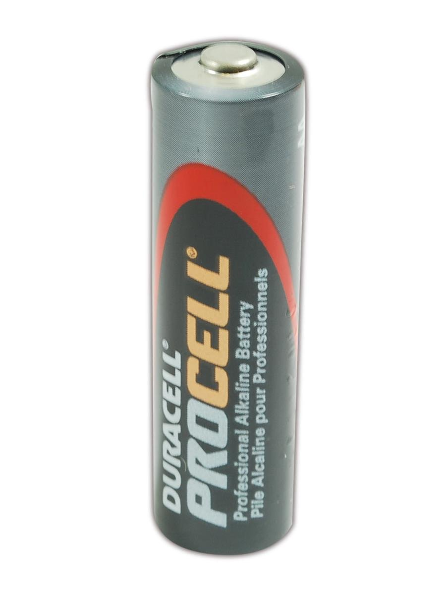 Duracell DURPC1500 PROCELL Professional Alkaline Batteries, Size AA (Pack of 24)