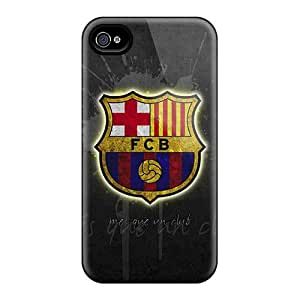 Anti-Scratch Hard Phone Cover For Iphone 6plus (PiV14992Wqfv) Unique Design HD Fc Barcelona Image