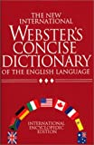 The New International Webster's Concise Dictionary of the English Language, , 1888777095