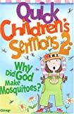 Quick Children's Sermons, Group, 0764420526