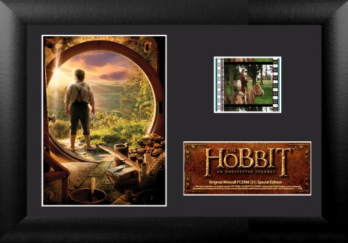 Trend Setters The Hobbit an Unexpected Journey S1 Minicell Film Cell Photo Frame