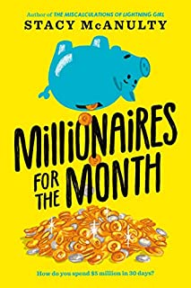 Book Cover: Millionaires for the Month