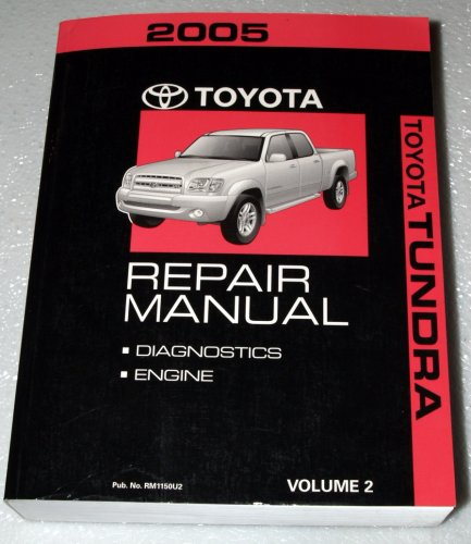 2005 Toyota Tundra Factory Repair Manual (GSK & UCK Series, Volume 2 - Engine)