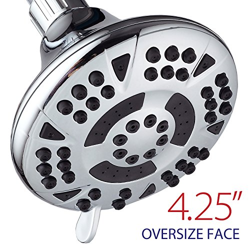AquaDance High-Pressure 6-setting 4.15-i - Manual Power Shower Shopping Results