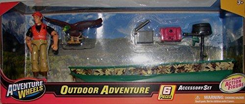 descuento de ventas Adventure Adventure Adventure Wheels Outdoor Adventure 6pc Accessory Set by Adventure Wheels  producto de calidad