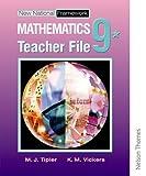 New National Framework Mathematics 9, M. J. Tipler and Jocelyn Douglas, 0748786163