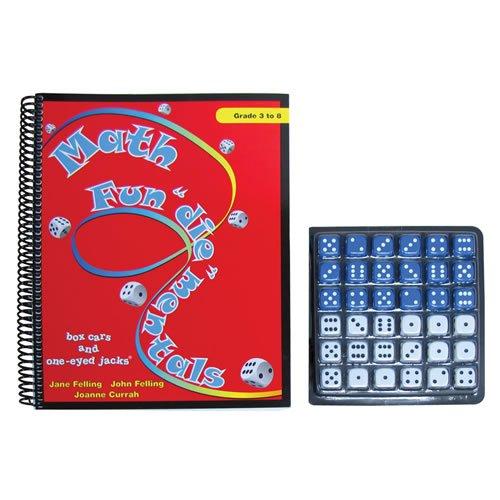 Box Cars & One-Eyed Jacks Math Fun Die Mentals by Box Cars & One-Eyed Jacks