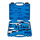 MOSTPLUS New Camshaft Alignment Timing Locking Tool Set for R55-56 BMW N12 N14 Mini Cooper Engine-10 Pieces