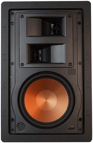 Klipsch R-5650-S II In-Wall Speaker – White Each