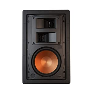 Klipsch R-5650-S II In-Wall Speaker - White (Each)