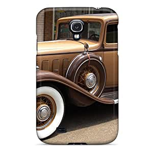 Excellent Galaxy S4 Case Tpu Cover Back Skin Protector Buick Custom 90 Series