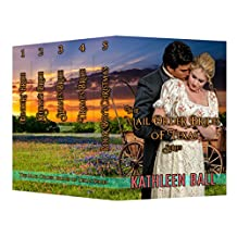 Mail Order Brides of Texas (A Five Book Set Plus A Bonus Book)