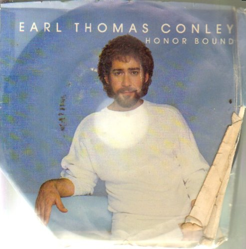 Honor Bound -  Earl Thomas Conley, Vinyl